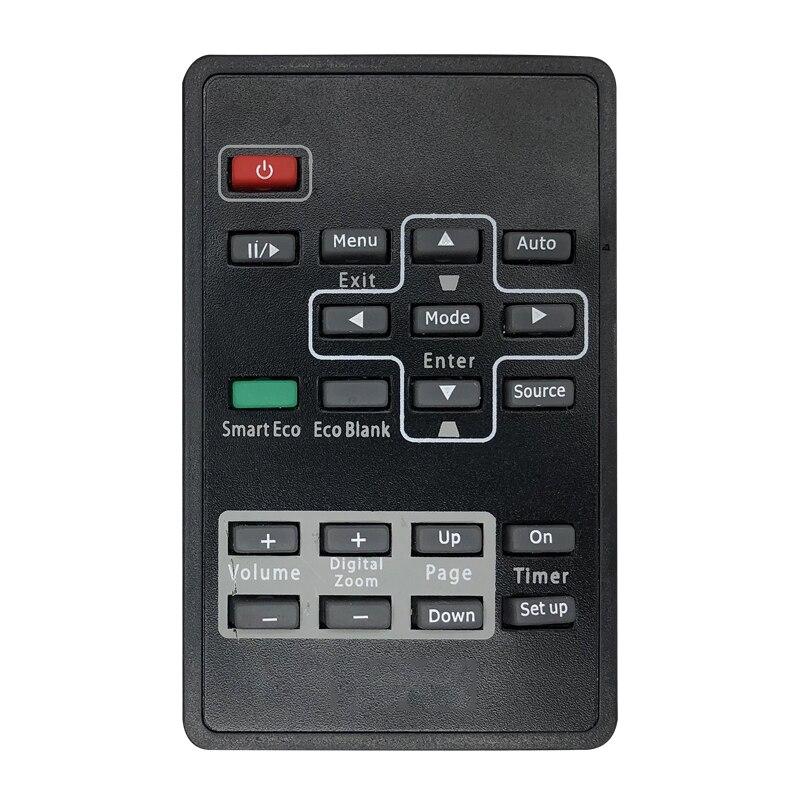 Control remoto de proyector uso para benq proyector controlador MS500 + MS500P MP670 MS513 MW516 MW712 MP612 MP615 MP620 MP622