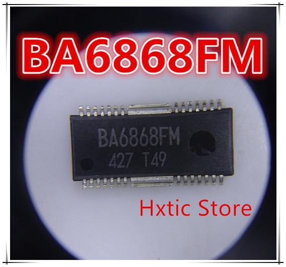 Frete Grátis 5 pçs/lote BA6868FM BA6868F BA6868 28-HSOP-M