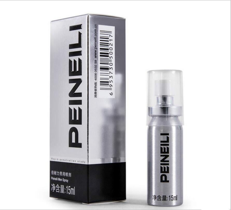 15ML Peineili Sex Verzögerung Spray für Männer Männlich Externen Gebrauch Anti Vorzeitige Ejakulation Verlängern 60 Minuten penis enlargment pillen