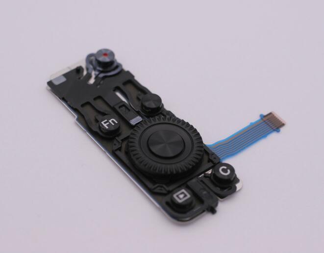 Nuevo Cable flexible de botón de teclado para Sony DSC-RX100 M3 RX100III/DSC-RX100 IV RX100 M4 pieza de reparación para cámara digital