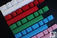 G710 K70 K65 K95 clavier mécanique 1.5u ctrl 6.5x kit dextension rétroéclairé barre despace PBT legend shine éclairage translucide cerise mx