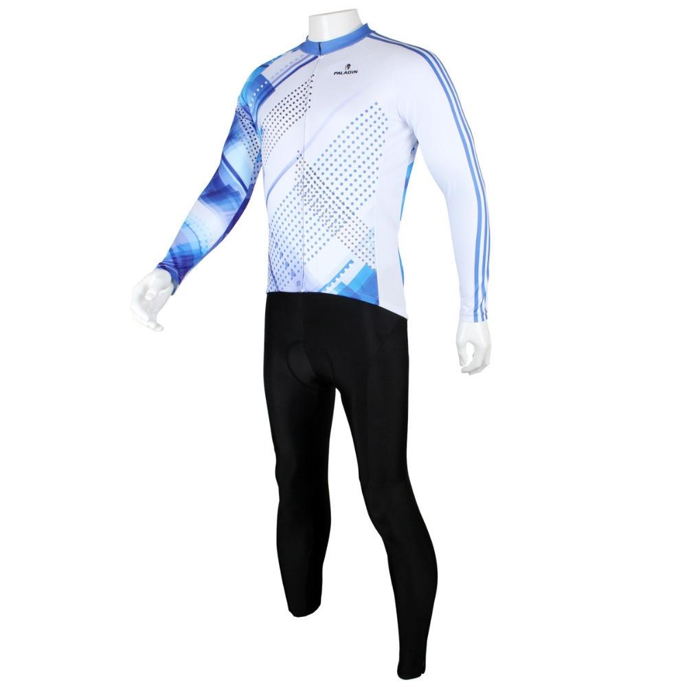 Nuevo diseño azul ray impreso ciclismo Jersey para hombre manga larga bicicleta jersey ropa transpirable