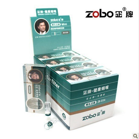 192 pçs/lote alta-eficiente filtragem descartável resina cigarro tubo de filtro conjuntos para presentes saudáveis zb036