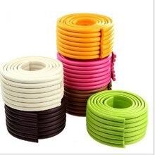 2M Length Kids Safety Edge Corner Guard Strip Children Baby Safety Products Soft DIY Corner Protecti