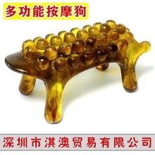 Massage multifonctionnel de colonne vertébrale cervicale chien ambre puissance tigre Massage tigre raclage du chien masseur de colonne cervicale