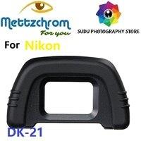 DK-21 Rubber EyeCup Eyepiece For Nikon D7100 D7000 D300 D80 D90 D600 D610 D750
