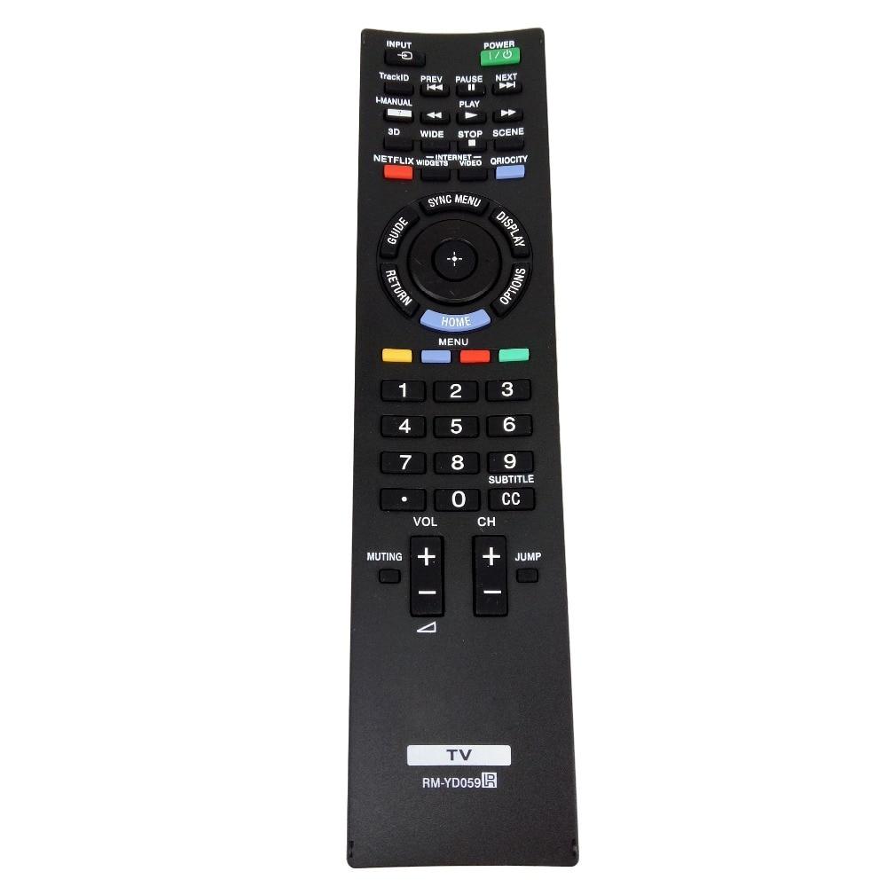 Фото - New Original Remote Control RM-YD059 For Sony RM-GD017 RM-YD061 RM-GD019 RM-YD036 RM-ED019 LCD TV RM-GD008 Controller rm c04