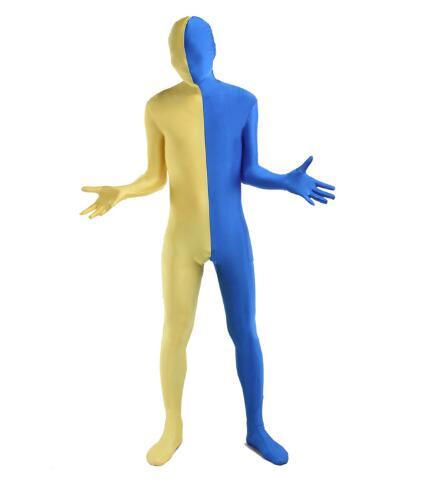 ارتداءها الأصفر والأزرق انقسام زنتاي دنة دعوى الجلد الثاني