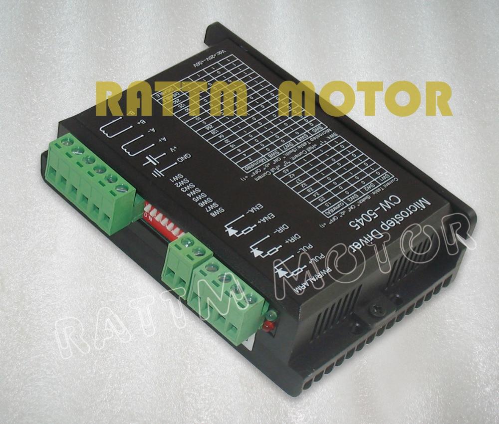 CW5045 stepper motor stepping motor driver 50V/4.5A