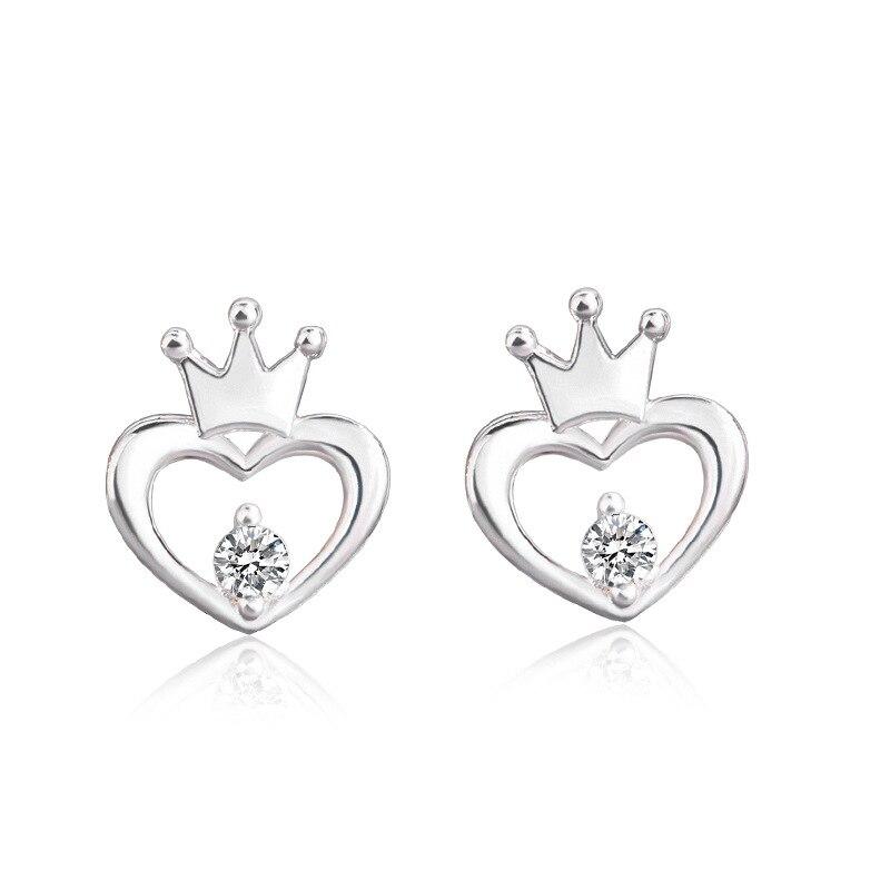 Серьги-гвоздики-женские-из-серебра-925-пробы-с-короной-и-кристаллами