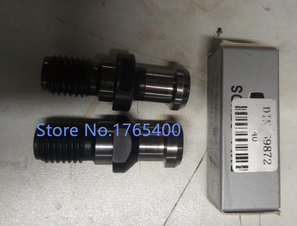 Groß 10 stücke DIN69872 ziehen stud DIN69872 M16 kühlmittel ziehen stud retention knob