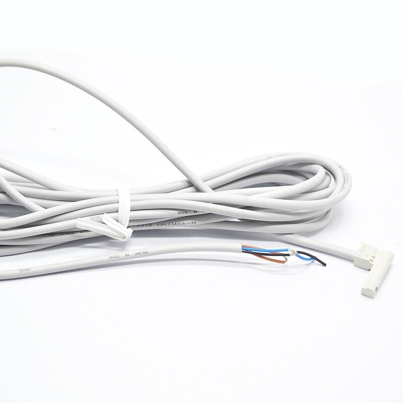 Sensor magnético interruptor D-M9N D-M9B D-M9P D-M9BV D-M9NV D-M9PV D-F8B D-F8N D-F8P para cilindro de aire no-póngase en contacto con