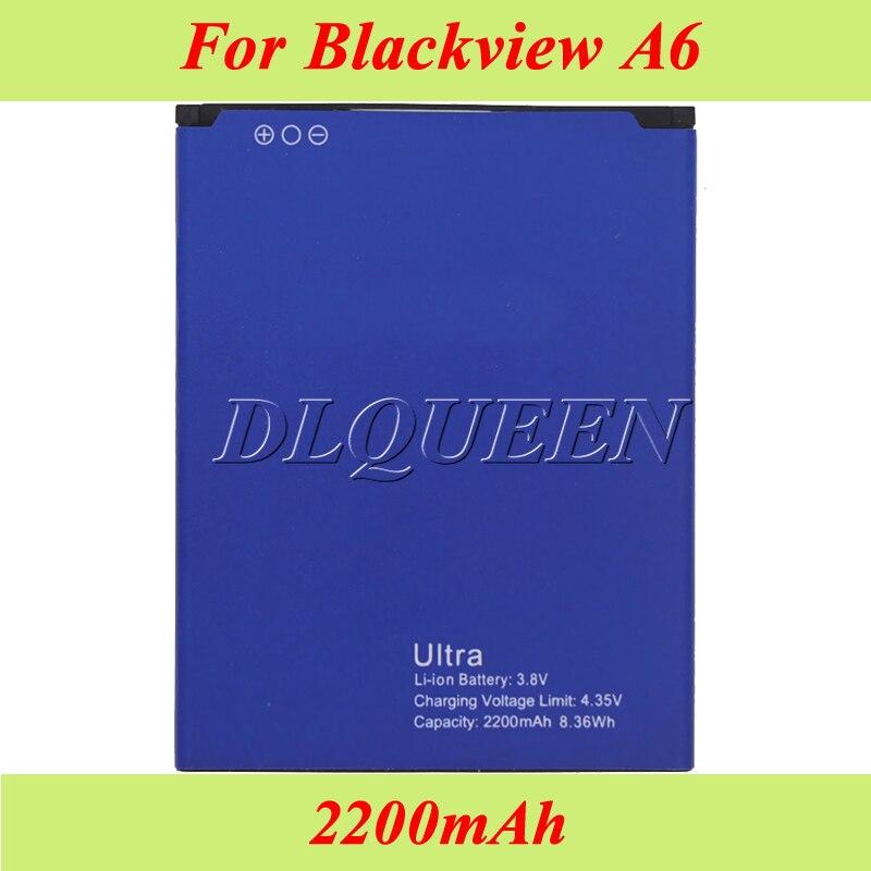 Para Blackview Ultra A6 batería 2200mAh batería acumulador de AKKU