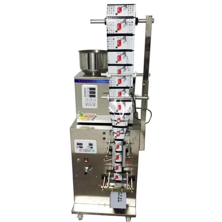 Máquina de envasado de bolsas de sellado lateral automático Industrial, máquina de embalaje de café en polvo