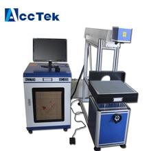 Bonne qualité cnc co2 laser machine de marquage AK 80C pour papier plastique non métallique