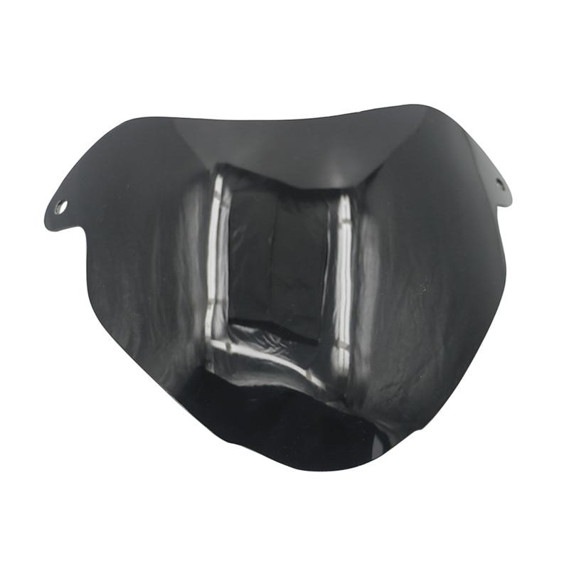 Para Ducati Monster S4R 2003-S4RS 2005-de la motocicleta de plástico ABS parabrisas de vidrio Deflector carenado cubierta