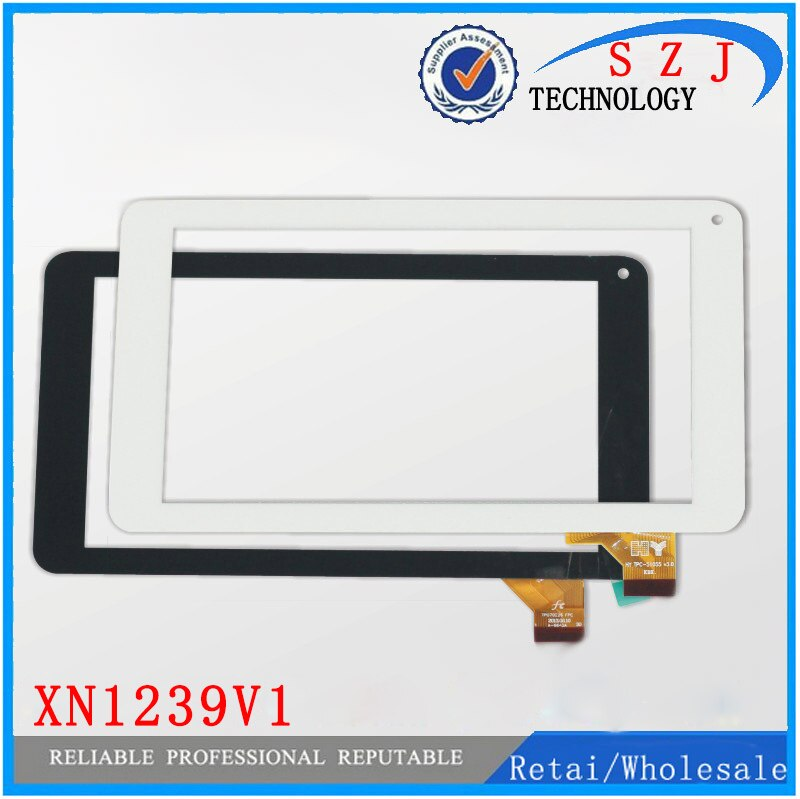 New 7'' inch CTP-197 XN1239V1 fhf70075 Capacitive Touch Screen Panel Digitizer Replacement Free Ship