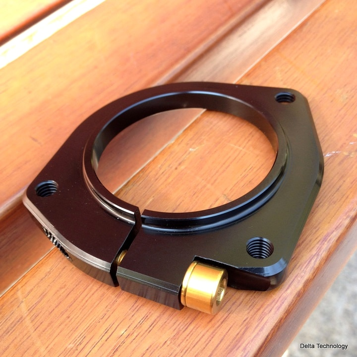 Cincuenta-Cincuenta Pressfit BB/adaptadores de guía de cadena de anillo único BB PressFit tipo conversión seat ISCG 05 guía de cadena de discos única