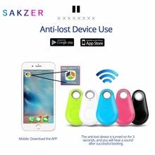 Anti-perte alarme étiquette intelligente sans fil Bluetooth Tracker enfant sac portefeuille clé localisateur BLT anti perte alarme itag