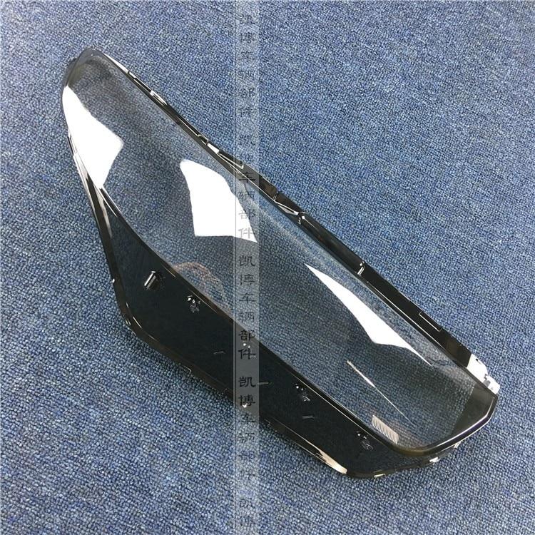 for Ford Taurus Headlight cover 15-18  Taurus headlights transparent lampshade glass headlights shell headlight mask