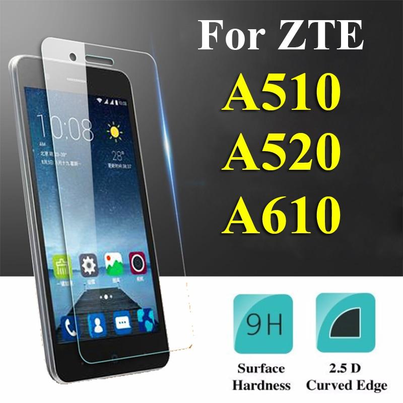 Защитное стекло для ZTE Blade A510 A520 A610 закаленное стекло для защиты экрана 2.5D A 510 520 610 tremp защитная пленка 9h