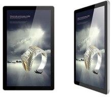 55 65 INCH android touchscreen kiosk met Wifi/3G Reclame Speler Digital Signage Video Intercom