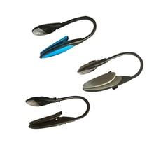 Mini Unieke Mini Clip-On Flexibele Bright Led Light Book Leeslamp Voor Book Reader