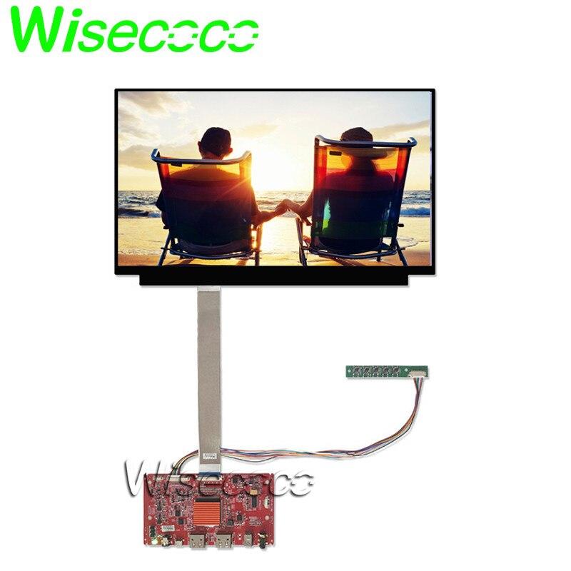 UHD 13.3 inch 4K lcd screen display IPS 3840x2160 HighColor Gamut WLED Backlight eDP 40 pins LCD Panel 2 hdmi board mini dp usb