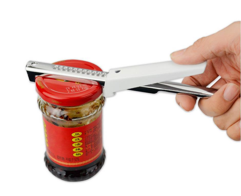 1 abrebotellas ajustable Para artritis abre fácilmente las tapas Abridor de botellas...