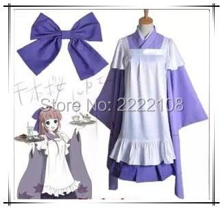 2020 nuevo Vocaloid Senbon Zakura SenbonZakura Megurine LUKA disfraces, uniformes Cosplay Anime Womensdress S/M/L/XL tamaño en stock