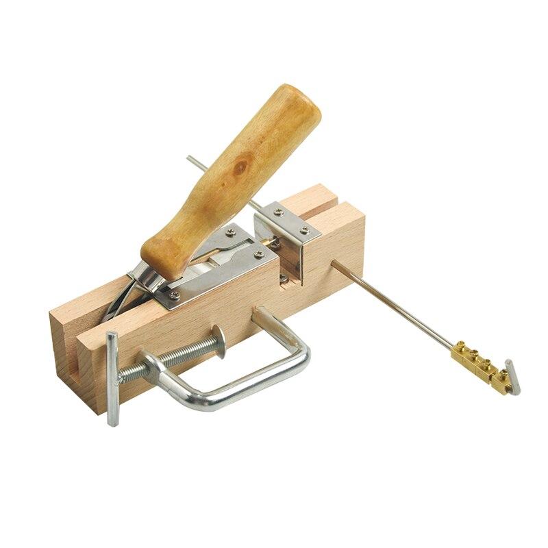 DLKKLB 1 шт. новое оборудование для пчеловодства рамка люверсы перфоратор машина для сотовых гнезд коробки кадров Перфоратор Инструмент