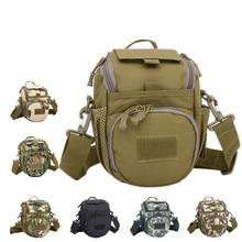 Outdoor men women camera waterproof bag photography triangular bag shoulder messenger military fans tactical small backpack