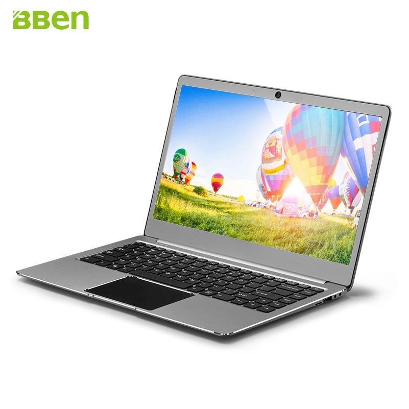 Bben laptop Netbook Intel celeron N3450 14.1 inch tablet pc Windows 10 Home 4GB/64GB EMMC Quad Core windows tablet