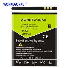 WONKEGONKE BA900 Battery for Sony Ericsson TX LT29i / J ST26i / L S36h / C2104 / C2105 Batteries
