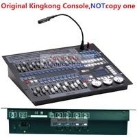 מקורי Kingkong מותג מקצועי קונסולת DMX שלב אור ציוד Kingkong 1024 קונסולת DMX512 מחשב תאורת בקר