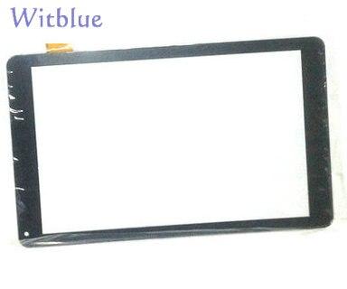 "Witblue nuevo digitalizador de pantalla táctil para 10,1 ""Overmax Qualcore 1026 tableta 3G panel táctil Sensor de vidrio reemplazo envío gratis"