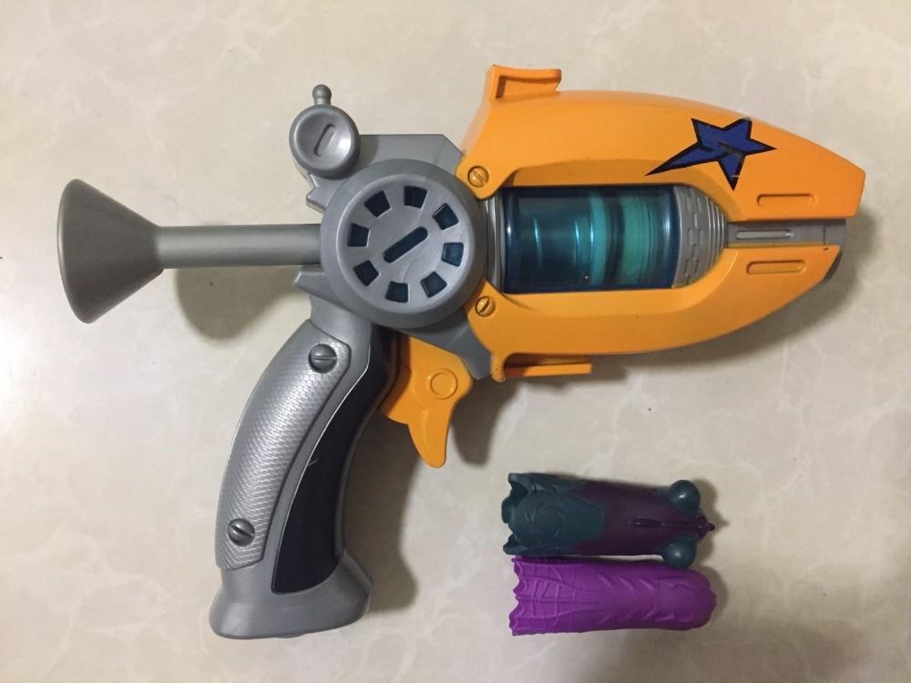 22 см синий, апельсиновый, синий, поколение 1, Slugterra, пистолет, игрушка с 3 пулями, 1 кукла Slug-terra, пистолет для мальчиков, d12