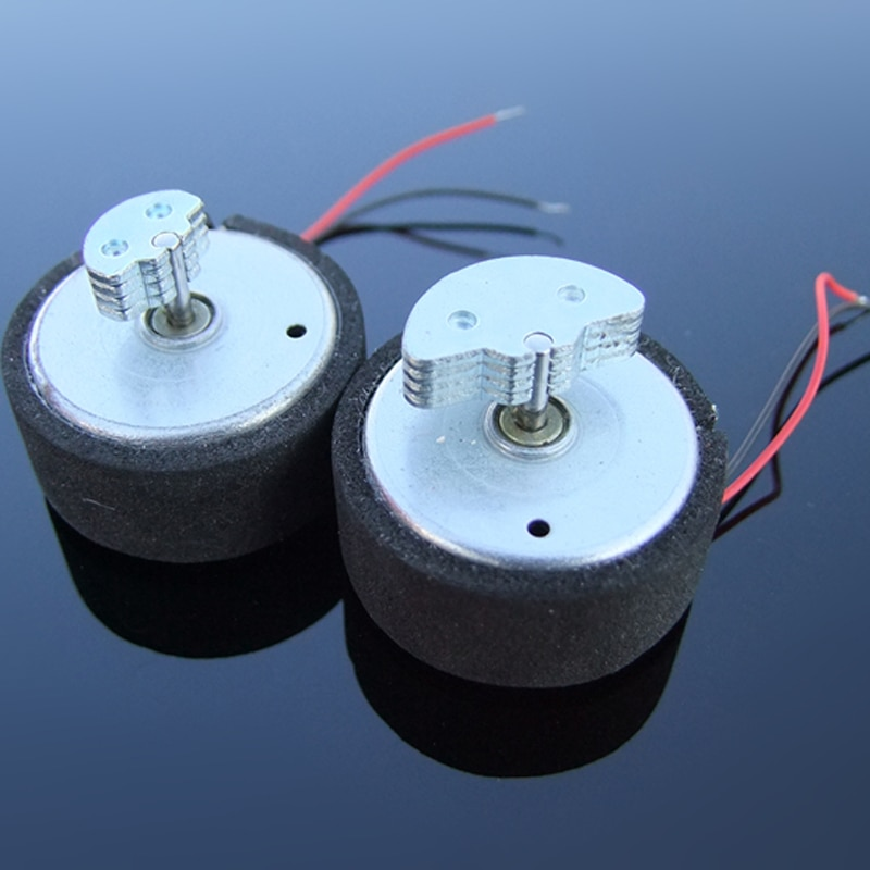 1 шт., мощный вибромотор с EVC-материалом