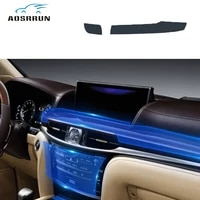for lexus gs 2012 2013 2014 2015 2016 tpu transparent protective film instrument panel film car accessories