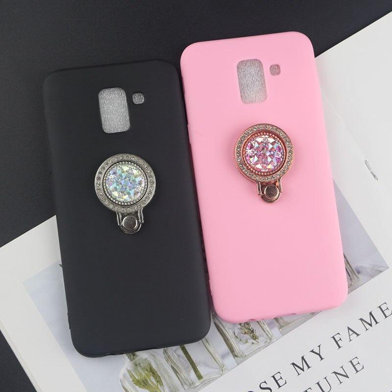 TPU caso para Samsung Galaxy S5 S6 S7 borde S8 S9 más S10 Lite S10e S10 5G nota 8 9 abeja perla diamante cubierta del teléfono