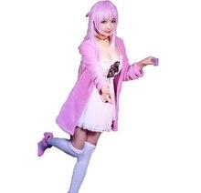 K projet Neko Miyabi Ameno Cosplay déguisement