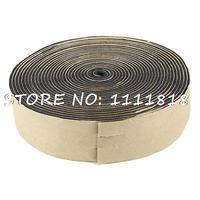 Black Foam 3mm Thickness 5cm Width Self-Adhesive Insulating Seal Tape