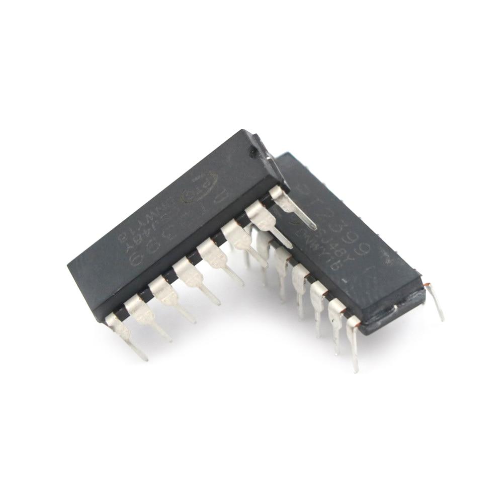 10 Pieces PT2399 2399 DIP-16 Echo Audio Processor Guitar IC connector Wholesale
