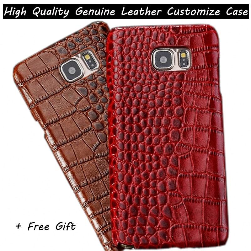 NUEVA cubierta personalizada de cuero genuino superior funda para Samsung Galaxy Note 3 N9000 N9005 N9006 cubierta protectora trasera de lujo de moda