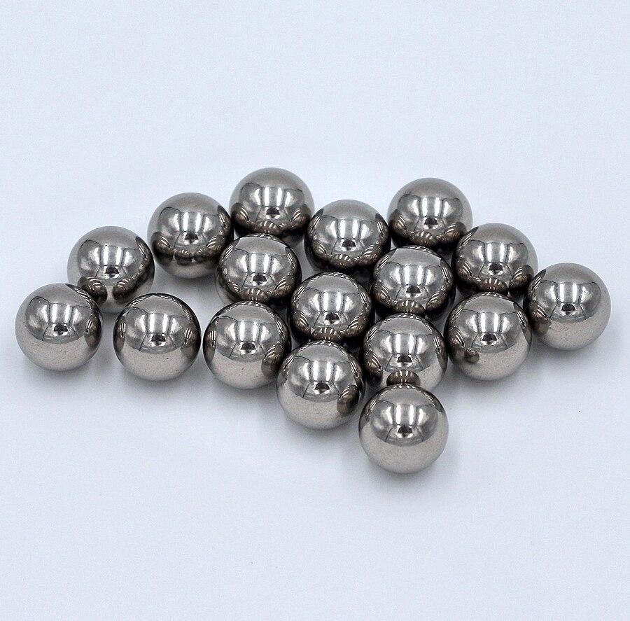 (1 шт.) (12 мм/0 4724 дюйма) 316 стальные шарики подшипника из нержавеющей стали класса 100
