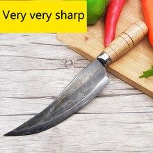 Couteau à désosser Composite en acier   Livraison gratuite LDZ couteau à découper, couteaux de cuisine, couteau à viande, Cleaver