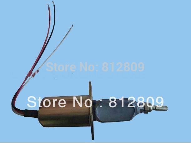 EHB4822-1 24V Woodward válvula solenoide de cierre para combustible