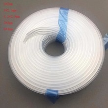 5M 4 lignes lignes lignes tuyau dencre tuyau tuyau pour Mimaki Roland Dika Allwin Mutoh Xuli Aifa traceur imprimante 3*2mm 4*2.5mm tube amortisseur dencre