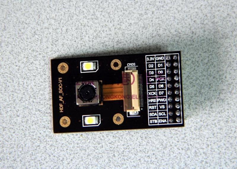 OV5640 5 миллионов пикселей AF CMOS модуль совместим с OV2640 OV3640