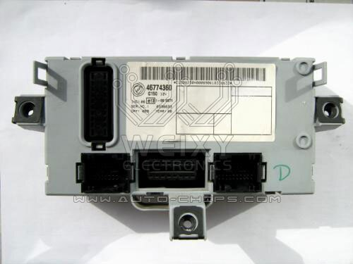 Módulo de Software TMPro2 de 7 pies, LC, AR CODE2 con BSI DPH